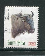 AFRIQUE DU SUD- Y&T N°999b)- Oblitéré (gnous) - Oblitérés