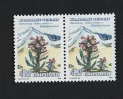 WP6L4 Groenland ** Fleur X 2  1992 /  Greenland Mnh - Groenland