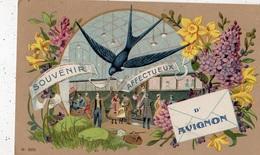 SOUVENIR AFFECTUEUX D'AVIGNON - Avignon