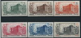 1939 Oceania, 150 Anniversario Della Rivoluzione, Serie Completa Nuova (*) Linguellata - Nuovi