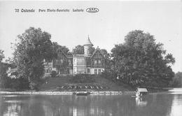 ¤¤    -   BELGIQUE   -   OOSTENDE   -  Parc Marie-Henriette  -  Laiterie  -  ¤¤ - Oostende