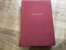 Rare Mein Kampf édition De 1940 Du NSDAP - 1939-45