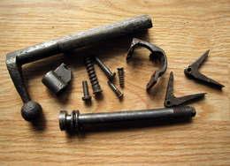 Lot De Pieces Pour Lee Enfield SMLE N 1  MKIII - 1914-18