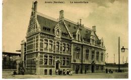 BERCHEM - Het Nieuwe Station - La Nouvelle Gare - C - Antwerpen