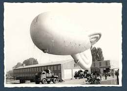 Armée Belge - Photo Ballon Captif - Documents