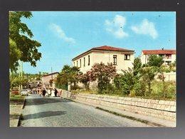 PIETRELCINA  (BN) -  Via Roma -  Cartolina Non  Viaggiata  Anni  '70 - Benevento