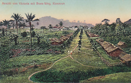 Victoria - Buea-Weg - Missionsbuchhandlung Basel      (A-72-170710) - Cameroun