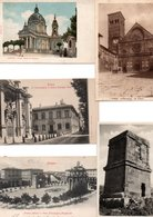 LOT DE  500 CARTES POSTALES ITALIE (1900/1955) / . LOT OF 500 POSTCARDS ITALY/ ITALIA ( 1900/1955). - Postcards