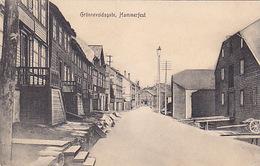 Hammerfest - Grönnevoldsgate    (A-72-170710) - Norway