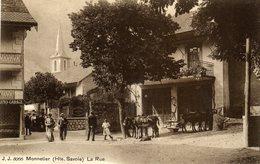 MONNETIER  La Rue - Autres Communes