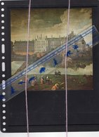 Artis Historia  84 17 X 17cm Les Archiducs Infante Isabelle 1630 Jean Baptiste Van Heil - Artis Historia