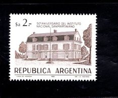 771405491 1983 SCOTT 1428 POSTFRIS  MINT NEVER HINGED EINWANDFREI  (XX) -  50TH ANNIV SAN MARTIN NATIONAL INSTITUTE - Neufs