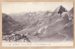 X31403 LUCHON (31) Port De VENASQUE Le Pic De SAUVEGARDE 1910s LEVY 178 Haute-Garonne - Luchon