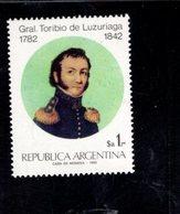 771405983 1983 SCOTT 1427 POSTFRIS  MINT NEVER HINGED EINWANDFREI  (XX) - GEN TORIBIO DE LUZURFAGA - Neufs