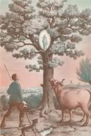 CERIZAY. - Sanctuaire  De N.D De Beauchêne. Ancienne Peinture Murale  CPM Pas Courante - Cerizay