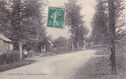 CPA 76 @ FREAUVILLE - Route De LONDINIERES En 1911 - France