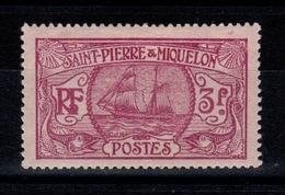 SPM - YV 131 N* Cote 25 Euros - St.Pierre & Miquelon