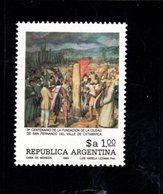 771408542 1983 SCOTT 1422 POSTFRIS  MINT NEVER HINGED EINWANDFREI  (XX) - CITY OF CATAMARCA 300TH ANNIV - Neufs