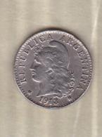 Argentine. 5 Centavos 1913. KM# 34 - Argentina