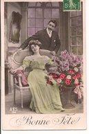 L120B247 - Bonne Fête - Couple Dans Un Salon - AS N°794 - Other