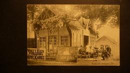 Saint-Trond  Exposition Provinciale 1907 édit. Heliotypie De Graeve Restaurant Guillaume Tell  Bieren Ouwe Karel - Sint-Truiden