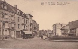 Bt - Cpa LA PANNE - Place Des Chaloupes - De Panne