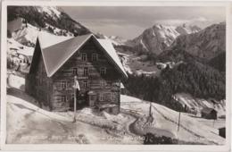 "Bt - Cpa Autriche - FONTANELLA - Alpenpension ""Stern"" (Gross Walsetal) - Autriche"