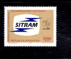 771416375 1983 SCOTT 1412 1413 POSTFRIS  MINT NEVER HINGED EINWANDFREI  (XX) - TELECOMMUNICATIONS SYSTEMS - Neufs