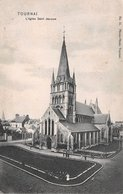 Tournai - L'église Saint Jacques - Tournai