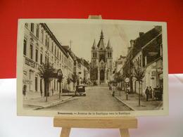 Belgique > Hainaut > Bonsecours > Avenus De La Basilique - Circulé - Belgique