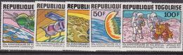 Togo 1982 Spazio Space Set MNH - Africa