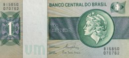 Brazil 1 Cruzeiro, P-191Ac (1980) - UNC - Brazil