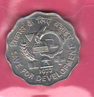 10 Paise 1977 FAO India - Inde