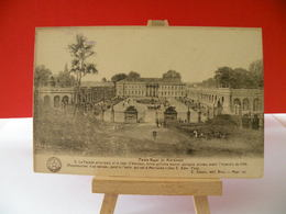 Belgique > Hainaut > Palais Royal > Palais Royal De Mariemont- Non Circulé 1932 - Morlanwelz