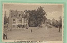 BRASSCHAAT-BRASSCHAET: KONINGSLEI-HOELEN - Brasschaat