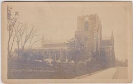 Royaume -uni Saint Mary  Church Bury Saint Edmunds - Angleterre