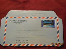 Aerogramme De 1989 - Luftpost