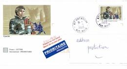 France Pàp - Voyagé - Used - Lancelot - History