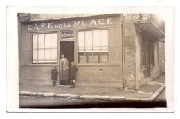 Gouvieux, Carte Photo, Café De La Place ( Rue De La Mairie ) - Gouvieux