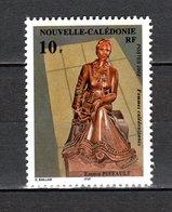 NOUVELLE CALEDONIE  N° 873  NEUF SANS CHARNIERE COTE 0.35€   STATUE  FEMME - Nouvelle-Calédonie