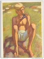 Malerei / Kunst / Gemälde: E. Hermès (D-A202) - Paintings