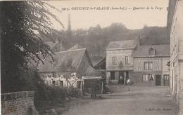 76 Gruchet Le Valasse. Quartier De La Forge - France