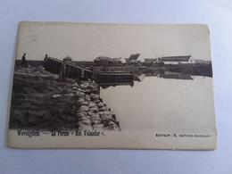Potkaart Wevelgem La Ferme Het Volander Ca 1904 - Wevelgem