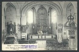 +++ CPA - Aubange - ATHUS - Intérieur De L'Eglise  // - Aubange