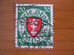 Dantzig  Obl N° 182 - Autres - Europe
