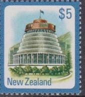 New Zeland Architettura Buildings Set MNH - Architettura