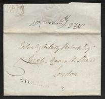 DA HAGLEY A LONDON - 25.5.1793. - Great Britain