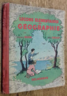 Leçons élémentaires De Géographie (1948) - Livres, BD, Revues