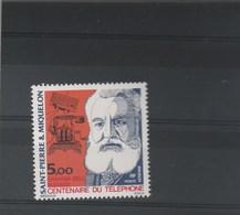 Saint Pierre Et Miquelon 1976 Yvert  PA 63 Neuf SANS GOMME - Unused Stamps