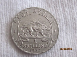 East Africa: 1 Shilling 1952 - British Colony